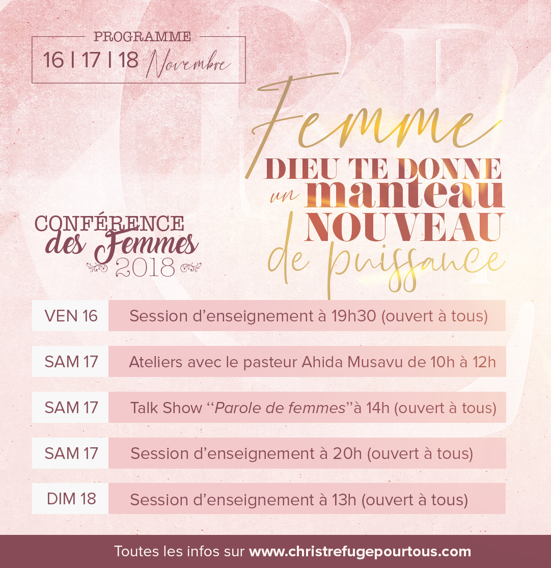 Programme et sessions d'enseignements