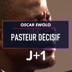 Reportage Canal+ Oscar Ewolo