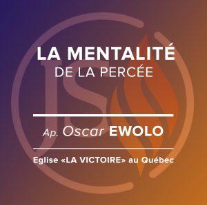 Pasteur oscar Ewolo