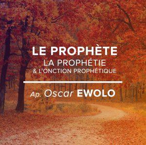 L'onction prophétique