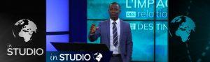Oscar Ewolo - EMCI TV - Instudio