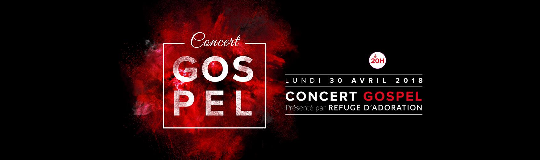 Concert Gospel Lorient